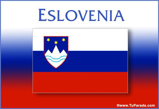 Tarjeta - Eslovenia