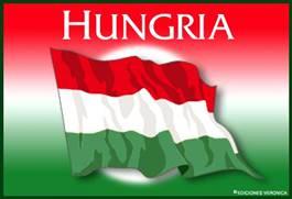 Bandera de Hungría