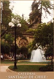 Catedral - Santiago de Chile