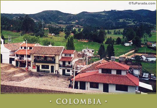 Tarjeta - Colombia