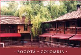 Tarjeta de Fotos de Colombia