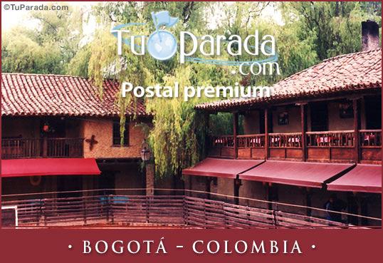 Tarjeta - Bogotá - Colombia