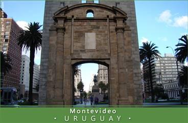 Montevideo histórico - Uruguay