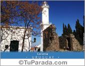 Faro en Colonia del Sacramento - Uruguay