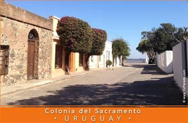 Casco Histórico de Colonia - Uruguay