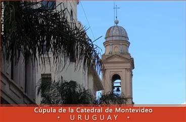 Cúpula de la Catedral de Montevideo