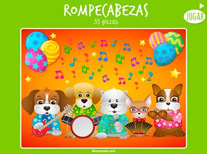 Rompecabezas - Orquesta