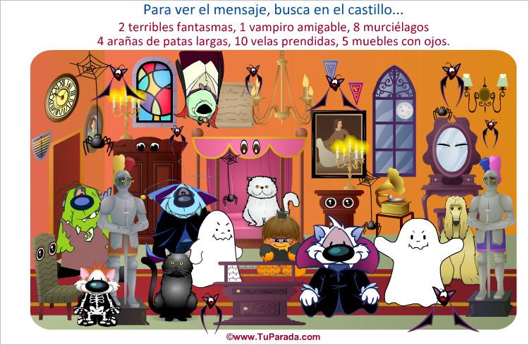 Juego - Castillo encantado