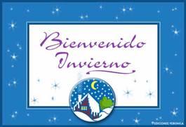 Tarjetas, postales: Para el Invierno