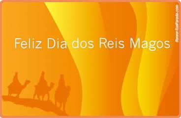 Feliz Dia dos Reis Magos!