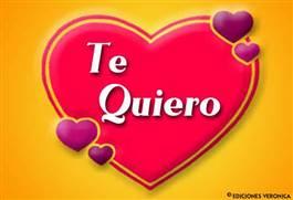Te quiero con corazón