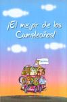 Tarjeta de cumpleaños - Comic 109A