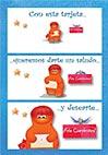 Tarjeta Dino - Comic 124A