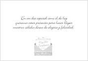 Tarjeta Sobre Arte 102A