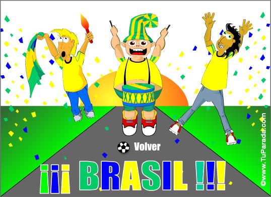 Cartão - Brasil