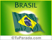 Bandeira de Brasil