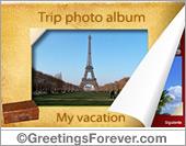 Ecards: Trip Album