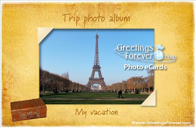 Ecard - Trip Album