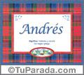 Andrés - Significado y origen