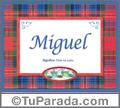 Miguel - Significado y origen