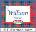 William - Significado y origen