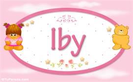 Iby - Con personajes