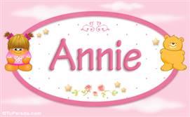 Annie - Con personajes
