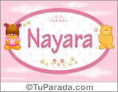 Nayara - Nombre para bebé