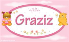 Graziz - Con personajes