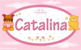 Catalina - Con personajes