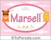 Marsell - Con personajes