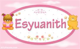 Esyuanith - Con personajes