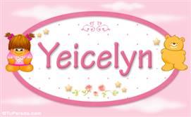 Yeicelyn - Nombre para bebé