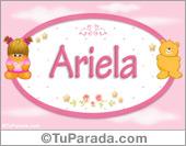 Ariela - Con personajes