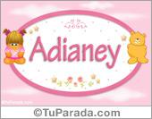 Adianey - Nombre para bebé