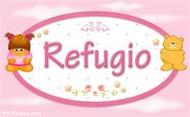 Refugio - Nombre para bebé