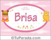 Brisa - Con personajes