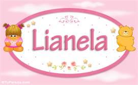 Lianela - Con personajes