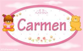 Carmen - Con personajes