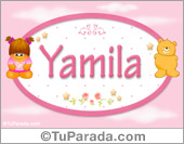 Yamila - Nombre para bebé