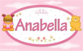 Anabella - Con personajes
