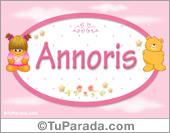Annoris - Con personajes