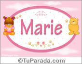 Marie - Con personajes