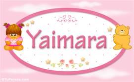 Yaimara - Nombre para bebé