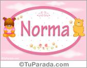 Norma - Con personajes