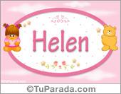 Helen - Con personajes