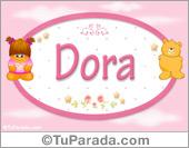Dora - Con personajes