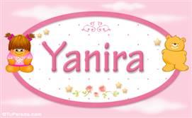 Yanira - Nombre para bebé
