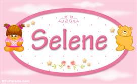 Selene - Con personajes