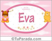 Eva - Con personajes